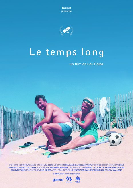 le temps long - lou colpé
